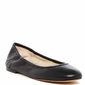 {Sam Edelman} Fritz Leather Ballet Flats Size 9